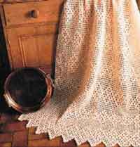 Over 200 free crocheted afghan patterns at allcrafts lacy crocheted diamond afghan dt1010fo