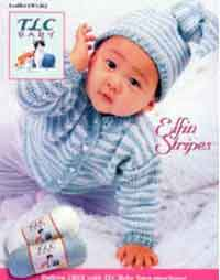 Elfin Stripes Sweater & Hat