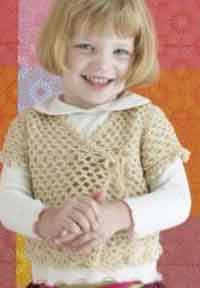 Childs Glam Sweater