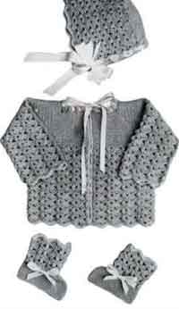 Over 100 Free Baby Sweater Crochet Patterns At Allcraftsnet