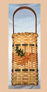 Fall Door Basket