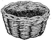 Piedmont Planter Basket