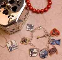 Alice in Wonderland Shrink Charms