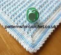 Over 50 Free Crocheted Baby Blanket Patterns At Allcraftsnet
