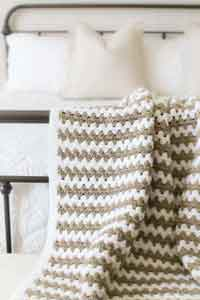 Over 200 Free Crocheted Afghan Patterns At Allcraftsnet