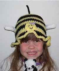 Hollys Bee Hat