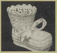 Over 100 free crocheted baby booties patterns at allcrafts bunny baby slippers alice fowler crocheted shoe bootee dt1010fo