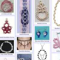 Using Beads in Tatting Projects