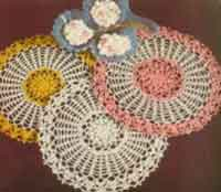 Candy Dish Doily