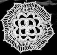 Over 100 Free Crochet Doily Patterns At Allcraftsnet