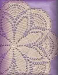 Over 100 free crochet doily patterns at allcrafts doily sweet daisy dt1010fo