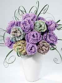 Homespun Flowers