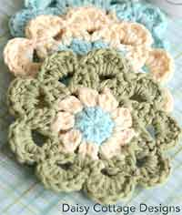 crochet flower blanket on Etsy, a global handmade and