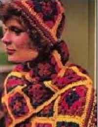 Matching Hat & Scarf - Groovy Crochet -