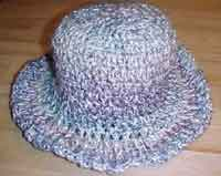 Barbs Floppy Brim Hat