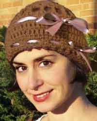 Romantic Cloche