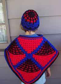 Spiderchick Hat