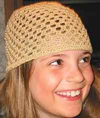 Over 400 Free Crocheted Hat Patterns At Allcrafts Net