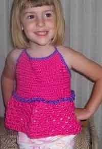 Over 50 Free Children / Toddler Clothes Crochet Patterns at