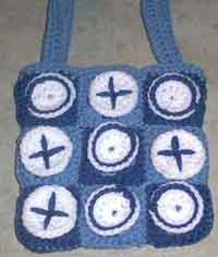 TicTacToe Purse