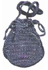 Toscas Draw String Purse