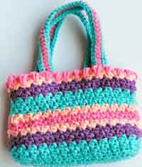 Over 150 Free Crochet Purse, Tote and Bag Patterns at ...