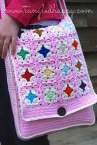 Grannys Messenger Bag
