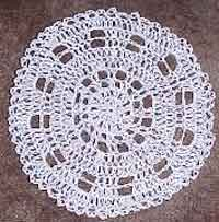 Round Rug or Doily