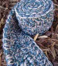 One Hour Scarf