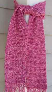 Simple Scarf for Teens & Adults