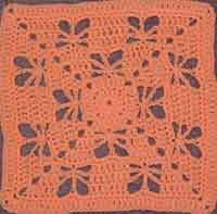 photo about Free Printable Crochet Granny Square Patterns named Earlier mentioned 250 No cost Crocheted Sq. Layouts at