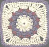Over 250 Free Crocheted Square Patterns At Allcrafts Net