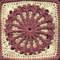 photograph relating to Free Printable Crochet Granny Square Patterns identify Around 250 Free of charge Crocheted Sq. Routines at