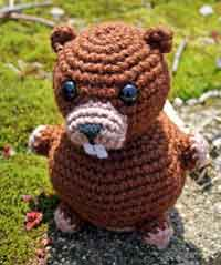 Over 300 Free Crochet Toy Patterns at AllCrafts.net