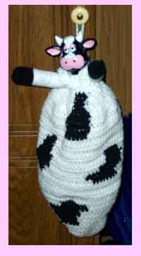 Cow keychain, amigurumi little cow, crochet keychain, cute, kawaii ... | 363x200