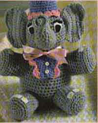 Over 300 Free Crochet Toy Patterns at AllCrafts net
