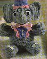 Crochet elephant toys | Top Crochet Patterns | 250x200
