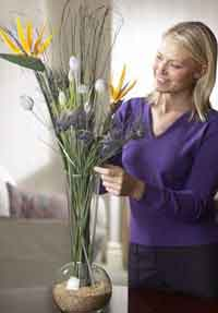 How To Create a Floral Display