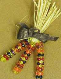 Indian Corn Pin