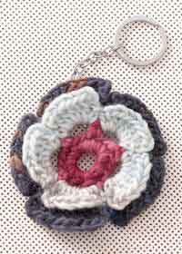 Over 50 Free Crocheted Key Chain Patterns at AllCrafts! 2319a142b