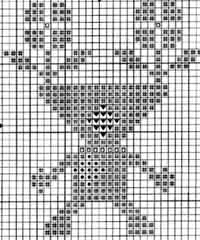 Alien Cross-Stitch