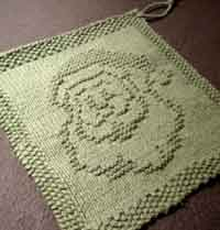 Over 50 Free Knitted Dishcloths Knitting Patterns