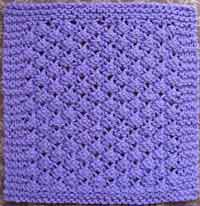 Over 50 Free Knitted Dishcloths Knitting Patterns at AllCrafts.net - Free Cra...