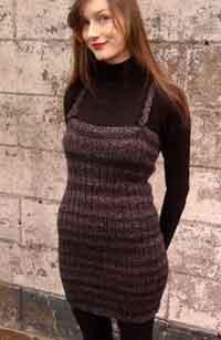 Moonlight Dress Knitting Pattern : Dresses & Skirts to Knitting Patterns   Jeego Crochet