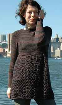 7946e4608 Over 200 Free Knitted Sweaters and Cardigans Knitting Patterns at ...