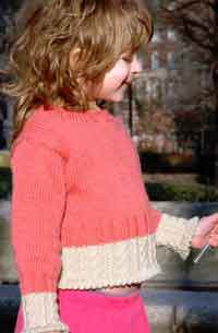 Briarrose toddler sweater