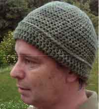 Crochet Watchman Cap