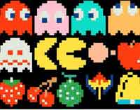 Pacman Cross Stitch Patterns