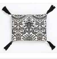 Flourish Pillow Cross Stitch Pattern