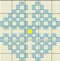 Brazilian Catalog of Free Cross Stitch Patterns
